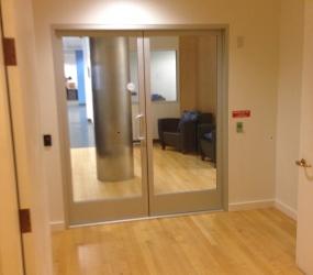 30 Maiden Ln-Security Doors